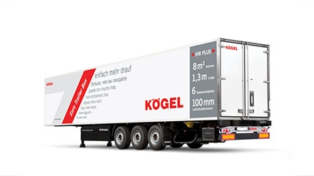 Kögel Euro Trailer Cool